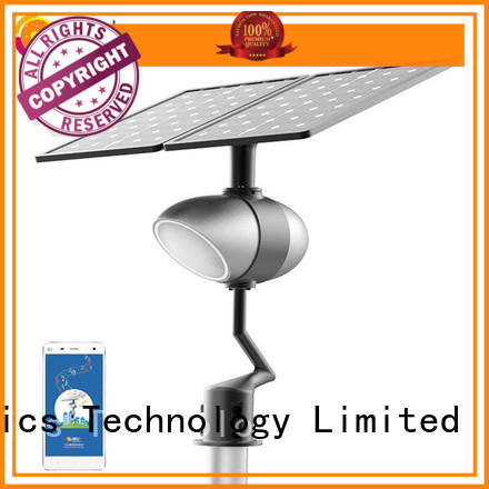 Road Smart smart backyard solar lights manufacturer for apartment