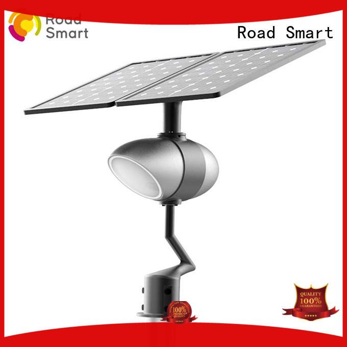 solar powered street lamp for park Road Smart