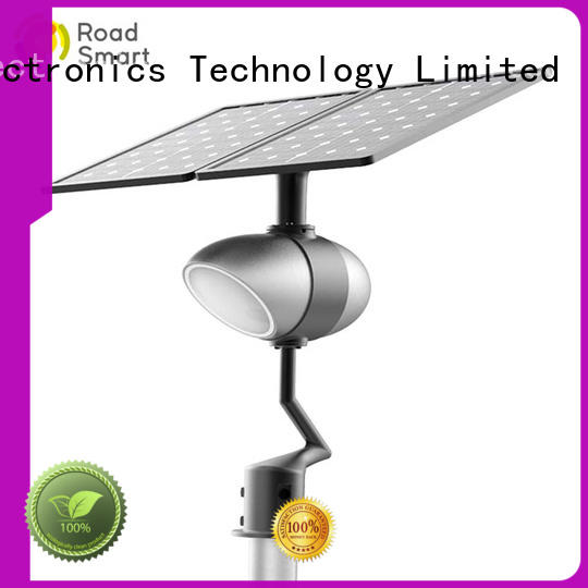 Road Smart wholesale solar street lamp for busniess for hotel