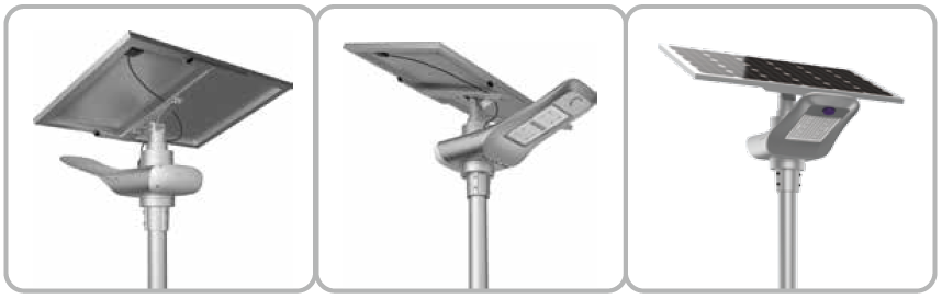 Road Smart-High Brightness 154 Led Solar Street Light | Solar Flyhorse