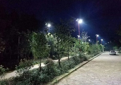 Road Smart-High Brightness 154 Led Solar Street Light | Solar Flyhorse-6
