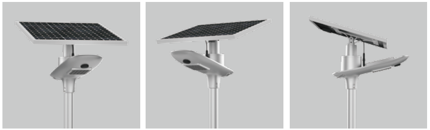 Road Smart-Manufacturer Of Solar Street Light With Compass Embedded