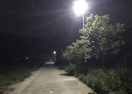 Road Smart-Manufacturer Of Solar Street Light With Compass Embedded-5