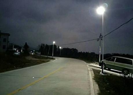Road Smart-High-quality Integrated Solar Street Light | Solar Street Light With Compass-4