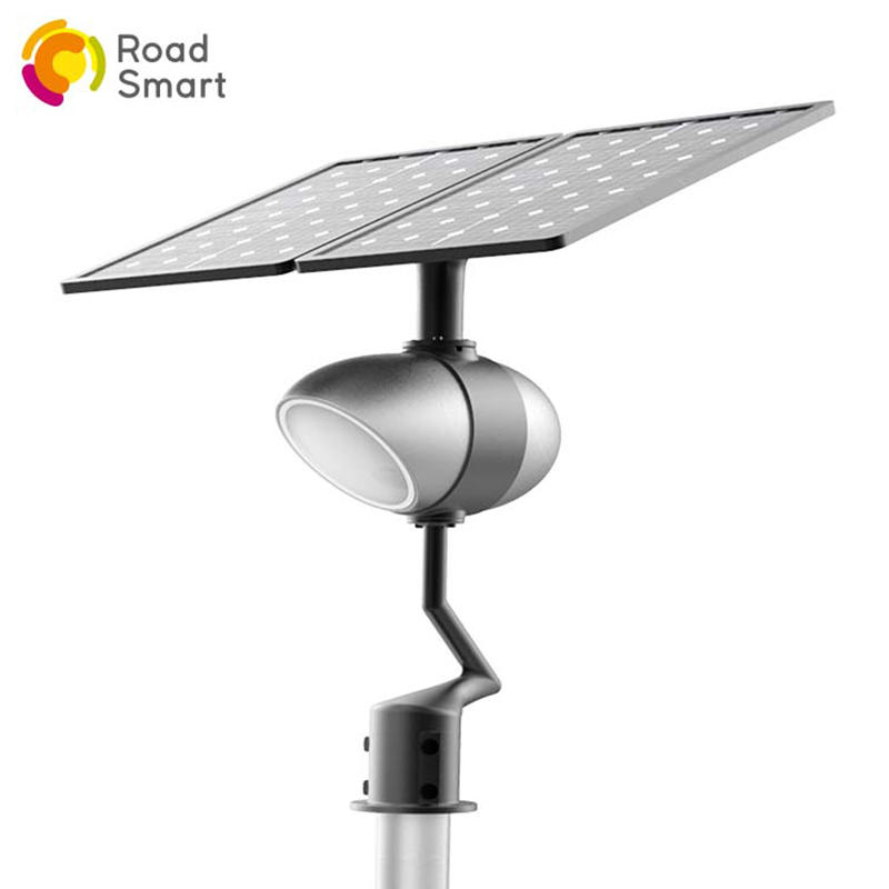 Intelligent Integrated Solar Garden Light