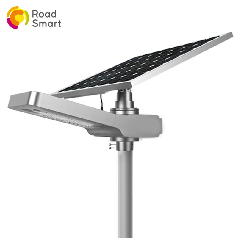 Integrated Outdoor Solar LED Light for Parking Lot