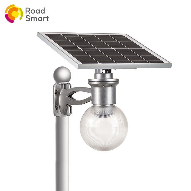 Beautiful Design Solar LED Light for Sidewalk