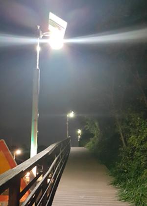 Road Smart-Beautiful Design Solar Led Light For Sidewalk | Solar Sidewalk Light-2