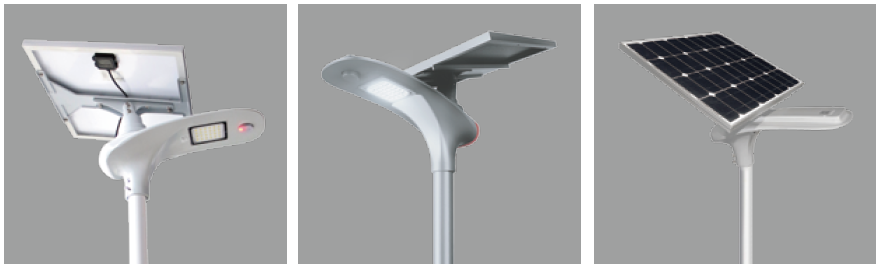 Road Smart-Modern High Lumen Solar Plaza Light | Solar Lights Company