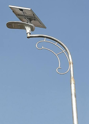 Road Smart-Modern High Lumen Solar Plaza Light | Solar Lights Company-2
