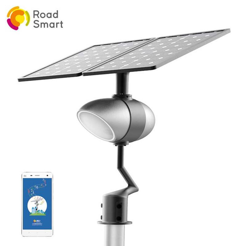 App Control Smart Solar Garden Light