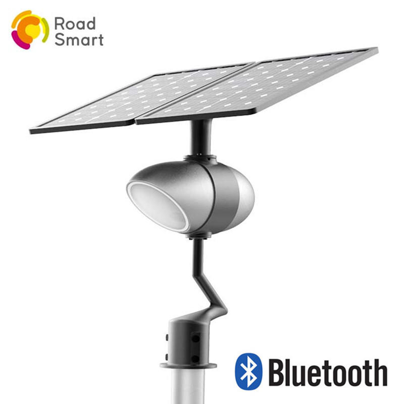 Intelligent Integrated Solar Garden Light with Music Play Function