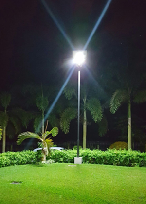 Road Smart-Find Remote Control Outdoor Solar Street Light | Manufacture-2