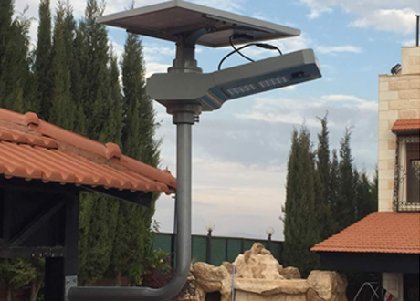 Road Smart-Find Remote Control Outdoor Solar Street Light | Manufacture-6