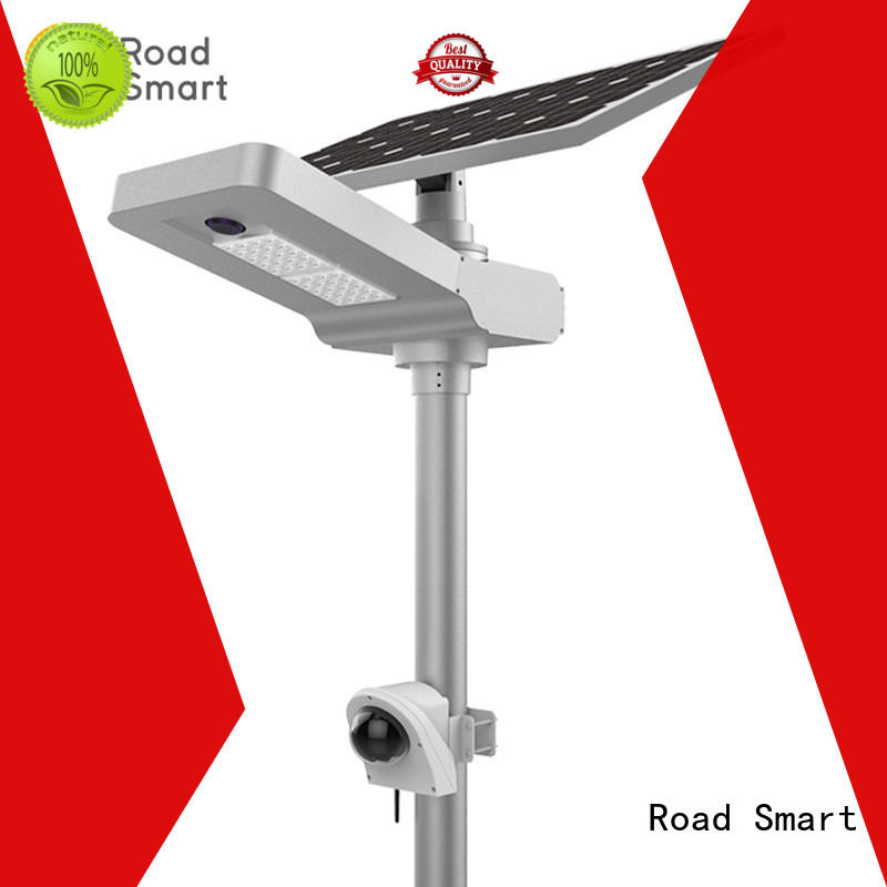 Road Smart Solar Led Security Light with motion sensor for road