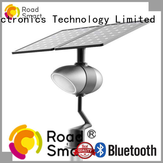 latest solar powered outside lights supplier for walkway