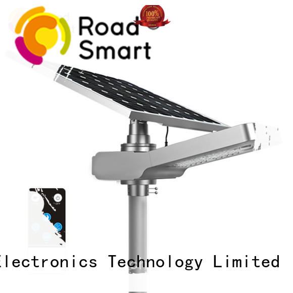 Road Smart new solar path lights factory for pathway