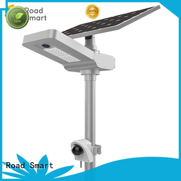 Road Smart bright led outside lights with camera for road