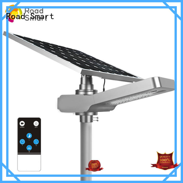Remote Control Outdoor Solar Street Light