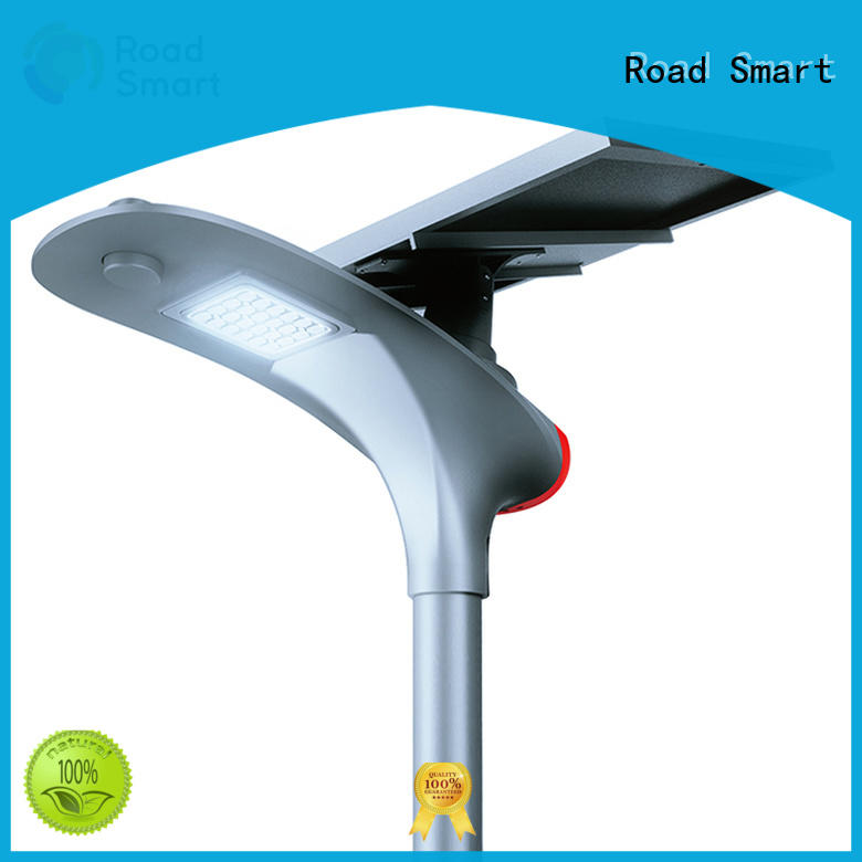 solar powered security lights with motion sensor for highway Road Smart