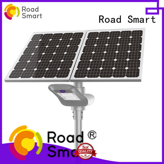 Road Smart wholesale solar powered lamp company for village