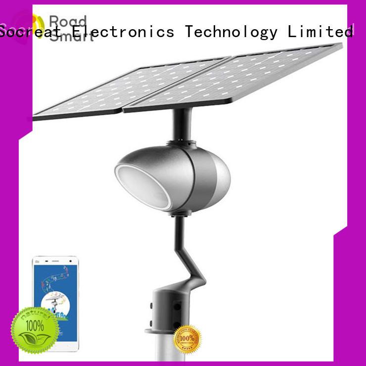smart garden Road Smart Brand best solar path lights