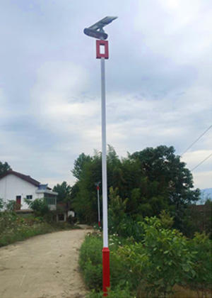 Road Smart-High-quality Integrated Solar Street Light | Solar Street Light With Compass-2