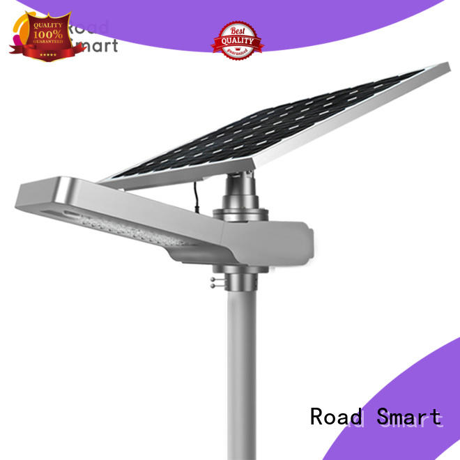 led solar led parking lot lights with liion batteryfor outdoor parking lot