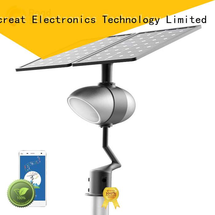 Road Smart Brand light smart custom best solar path lights