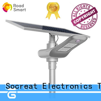 Road Smart professional solar lighting system supply for highway