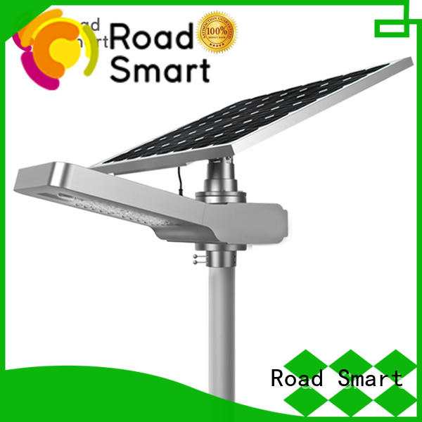 bridgelux solar light manufacturers with motion sensor for park