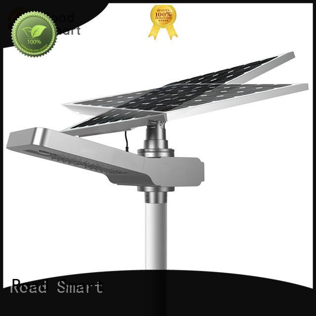 Road Smart solar panel lamp multi purpose for road