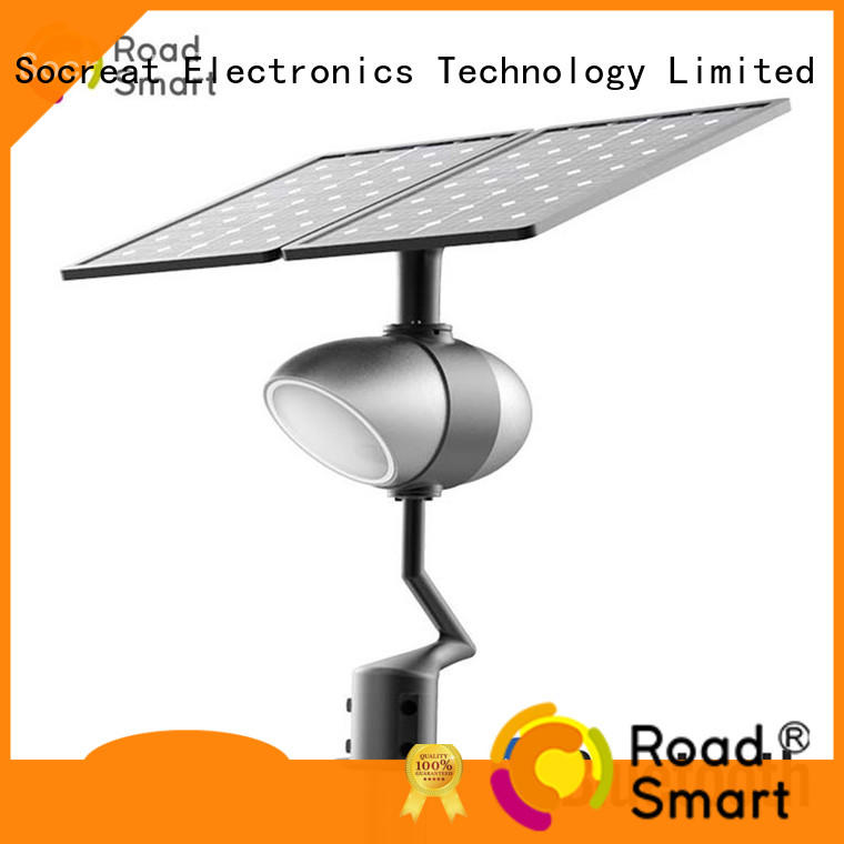 efficient solar powered outside lights with bluetooth speaker for school