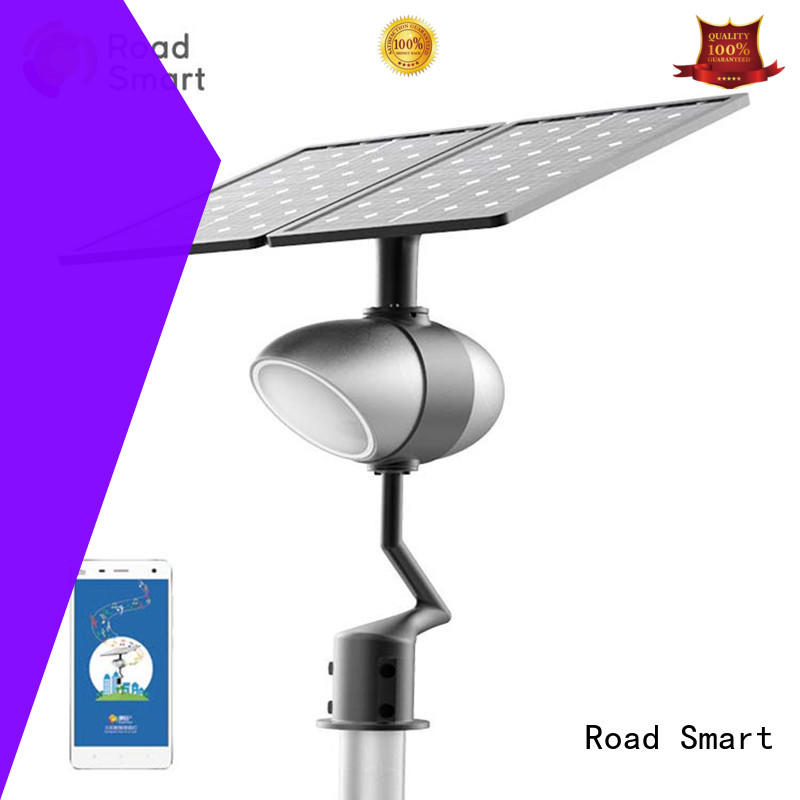 Road Smart Brand app solar custom best solar path lights
