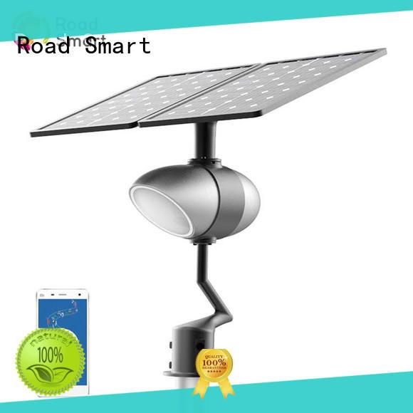 Road Smart smart backyard solar lights with light sensor for apartment