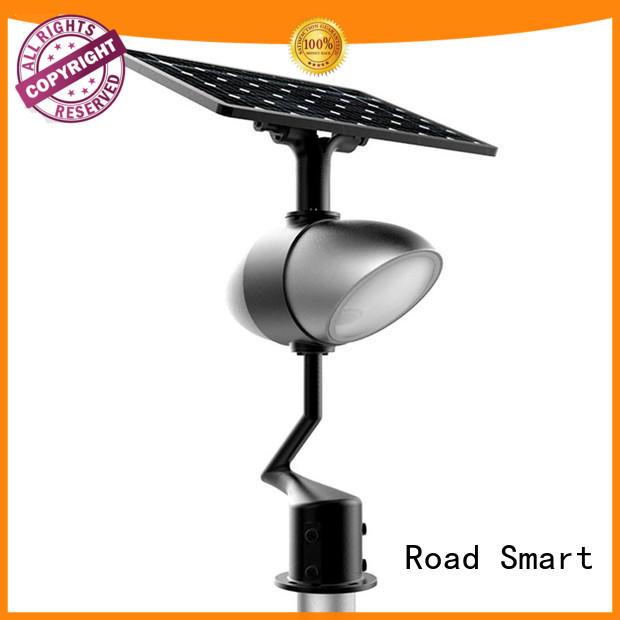 smart solar garden lamps for busniess for park