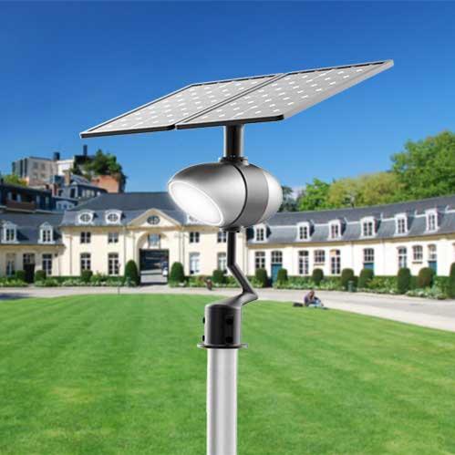 Road Smart-Bulk Solar Path Lights Manufacturer, Solar Flood Light With Remote Control-6