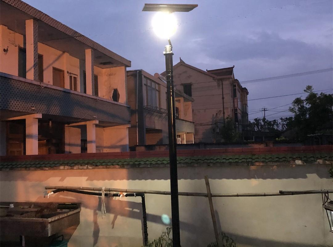 Road Smart-Bulk Solar Path Lights Manufacturer, Solar Flood Light With Remote Control-11