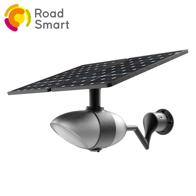 intelligent solar outdoor light wireless network connect with music play function