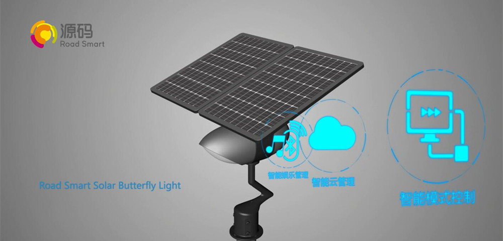 Road Smart-Wholesale Solar Street Lamp Manufacturer, All In One Solar Street Light-6