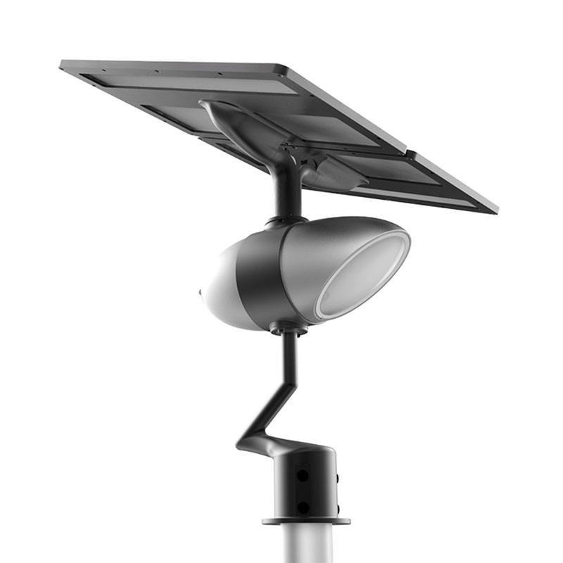 Bright Outdoor Solar Street Light with Smart Control