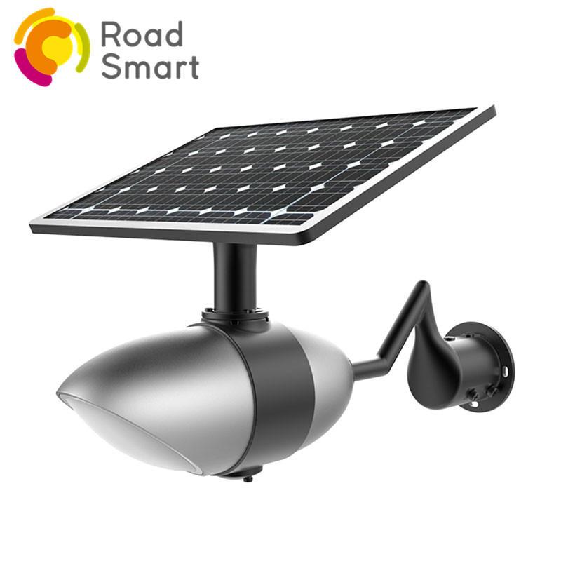 Outdoor Light Garden Park Street Solar Light with Broadcast Music Play Function