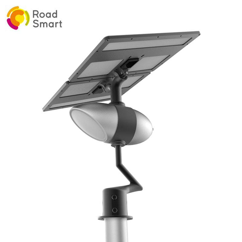 Outdoor Light Garden Park Street Solar Light with Broadcast Music Play Function