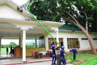 Solar street light Installation specification