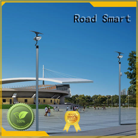 Road Smart best solar panel lamp performance for road