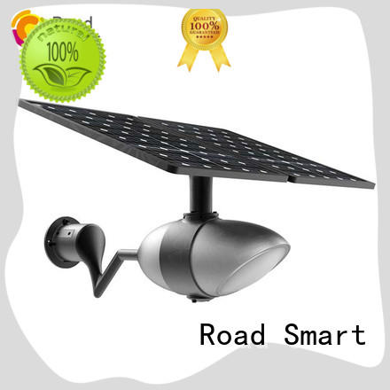Road Smart efficient solar street lamp for busniess for hotel
