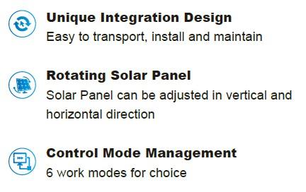 Road Smart-Custom Solar Park Light Manufacturer, Solar Panel Garden Lights | Solar-1