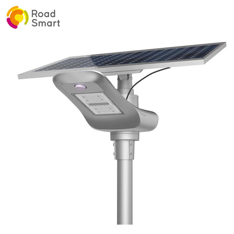 Intelligent Solar Street Light IoT Version