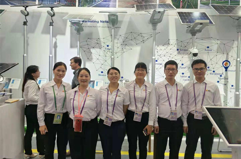 Road Smart's big show at Canton Fair