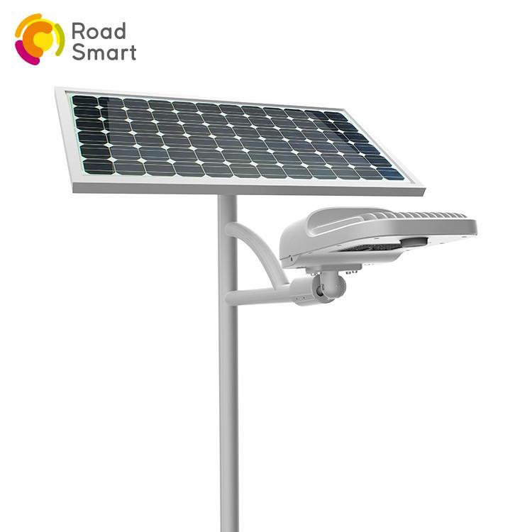 Split Solar Street Light